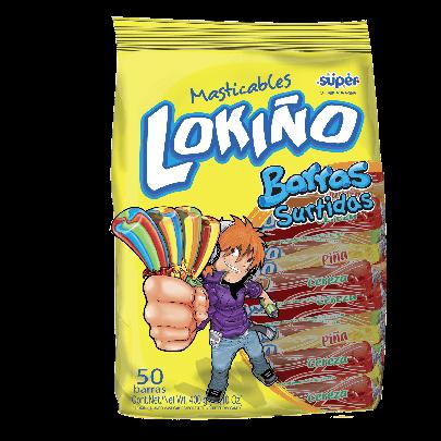 Lokiño Barra Surtidos