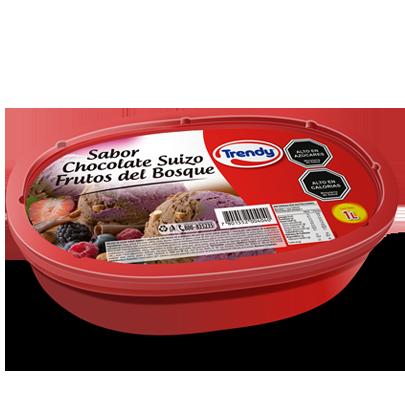 Cassata Choc Suizo / Frutos