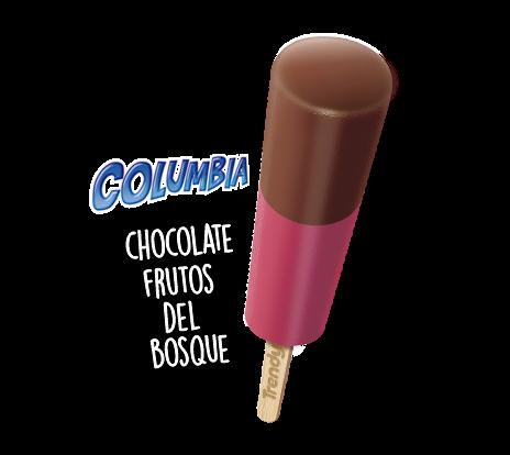 Columbia Frutos del Bosque