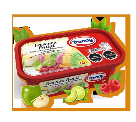 Frescura Frutal 2,5 Litros