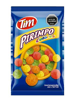 Tim Pirimpo Colores