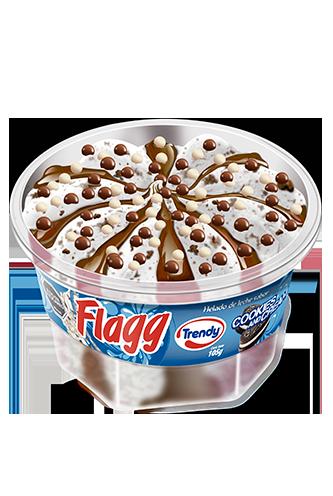 Flag Cookies & Cream