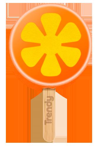 Paleta Naranja